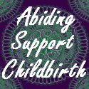 Abiding Support Blog Button